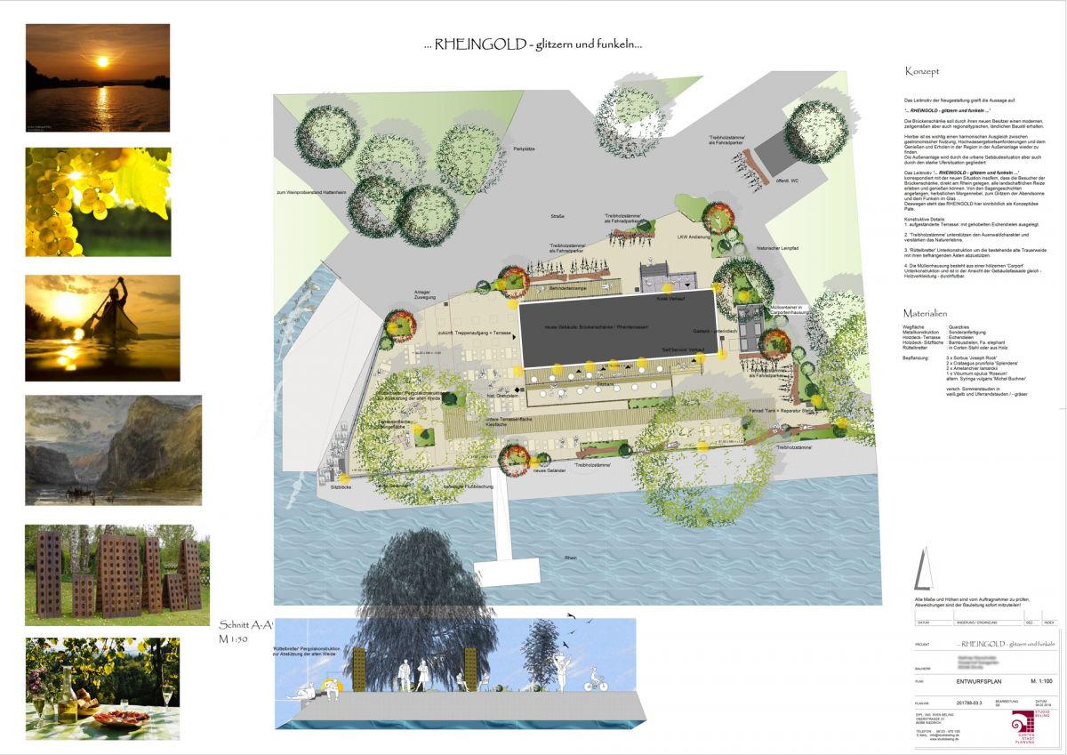 Projekte - Studio Beling - Studio Beling - Gartenplanung
